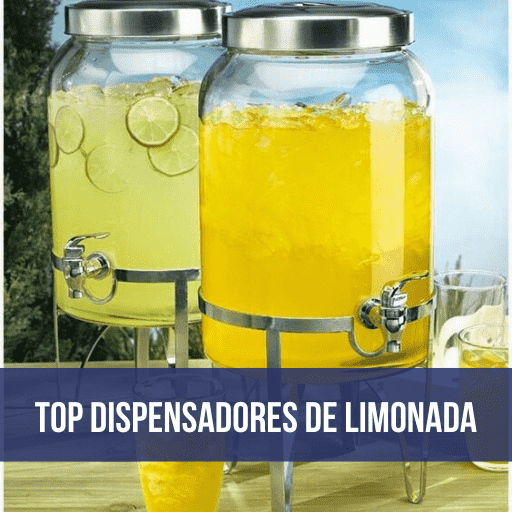 Dispensador de limonada