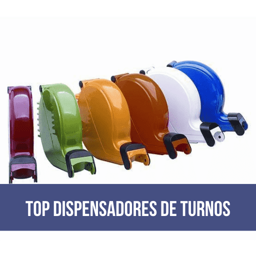 Dispensador de turnos y tickets