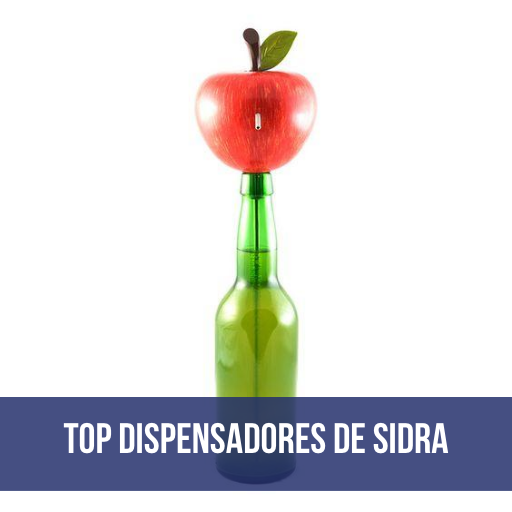 Dispensador de sidra