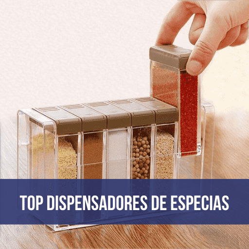 Dispensador de especias