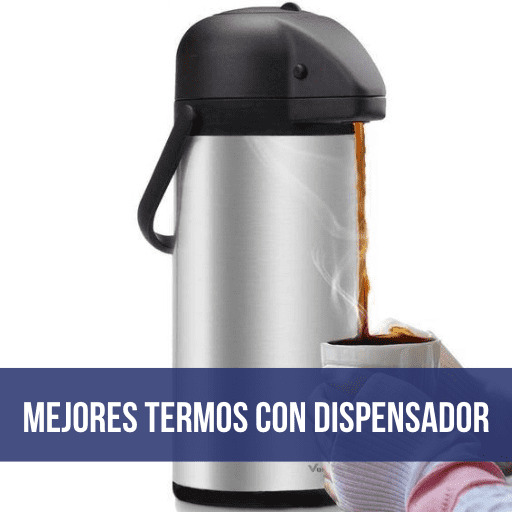 Termos con dispensador