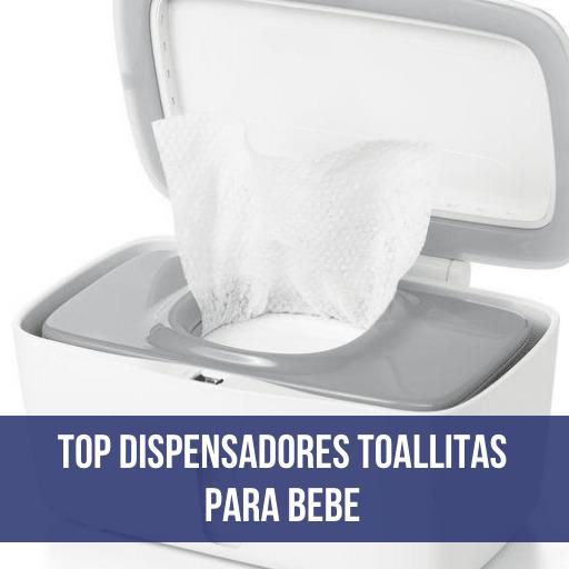 Dispensador de toallitas para bebé