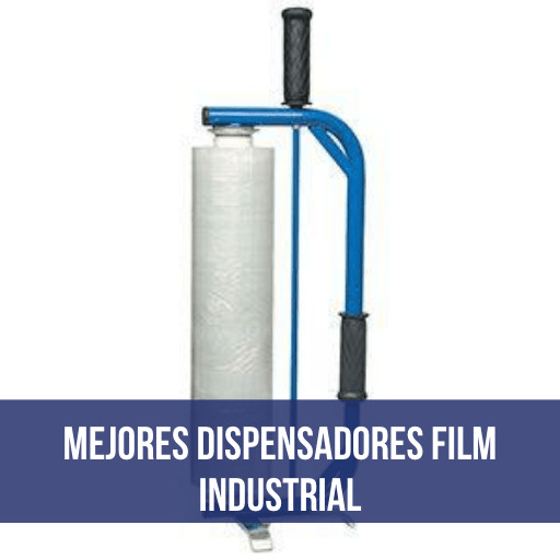 Dispensador de film industrial