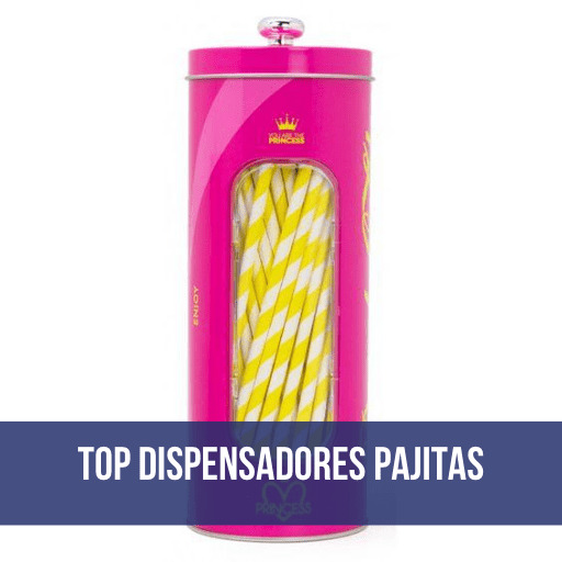 Dispensador de pajitas