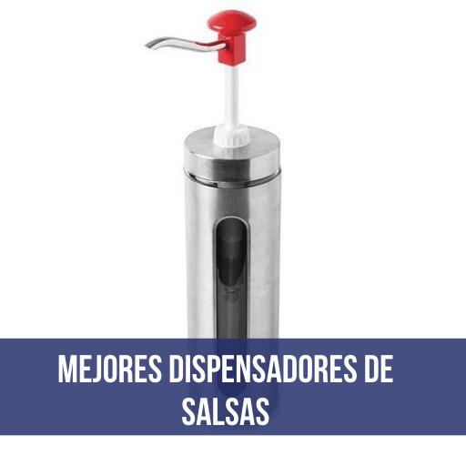 Dispensador de salsas y aderezos
