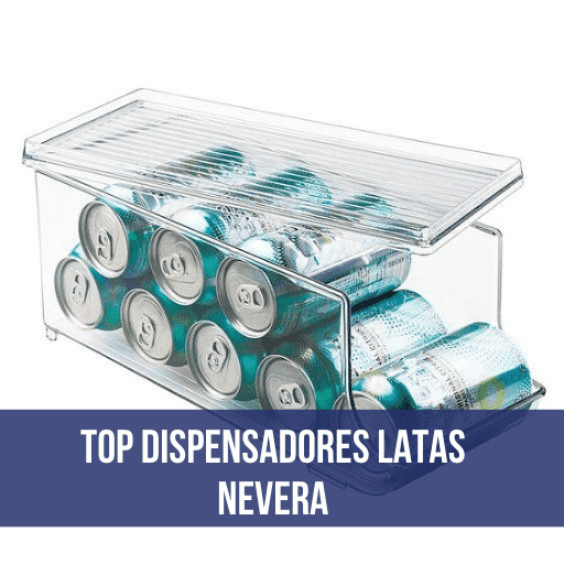 Dispensador latas nevera