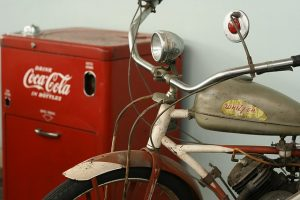 dispensador de pajitas, Coca-Cola
