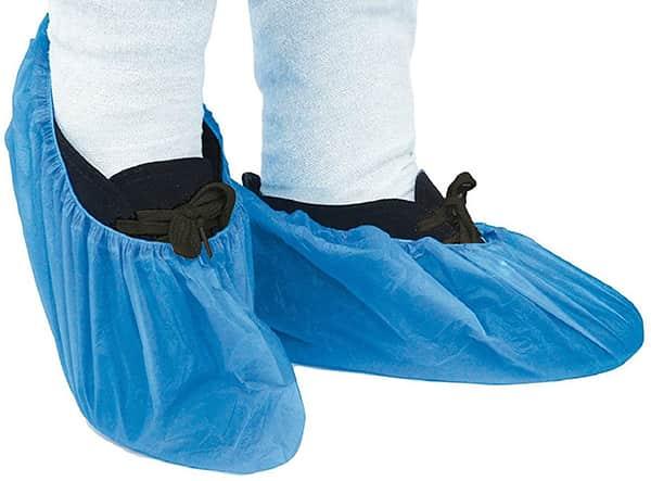 ddispensadores cubre zapatos desechables