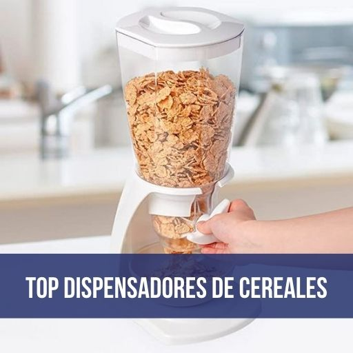 Dispensador de cereales