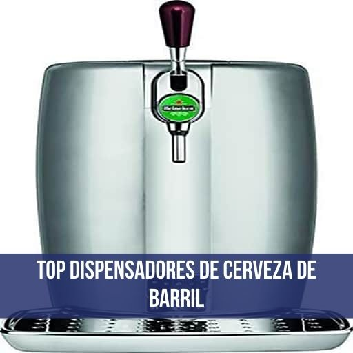 Dispensador de cerveza de barril