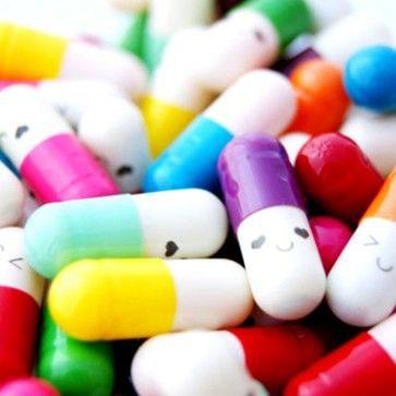 dispensador de medicamentos y pastillas