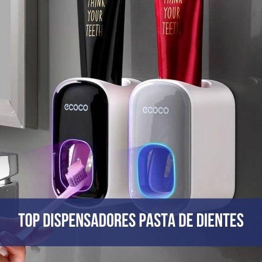 Dispensador de pasta de dientes
