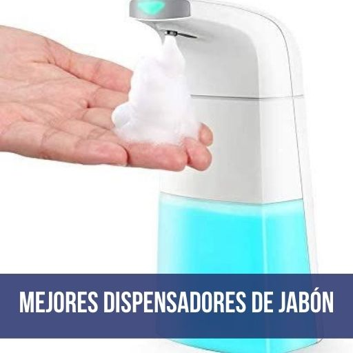 Dispensadores de jabón