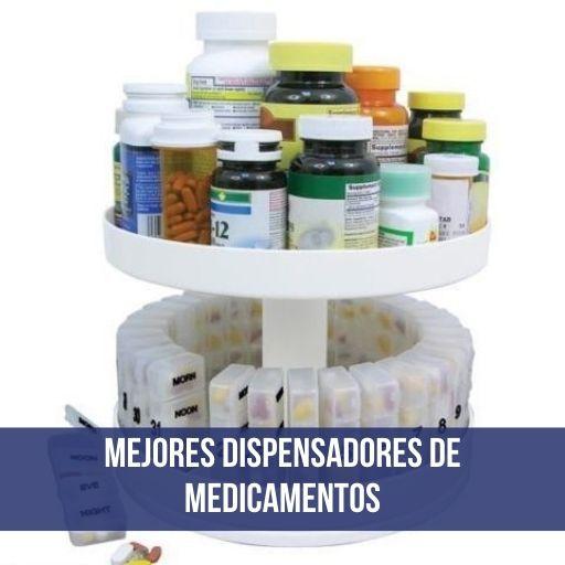 Dispensador de medicamentos