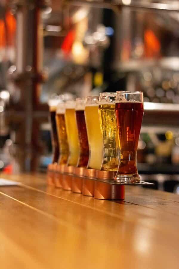 Tirador y dispensador de cerveza de barril