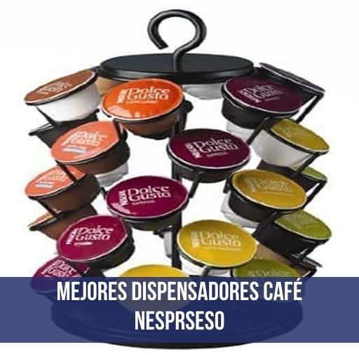 Dispensador de cápsulas Nespresso